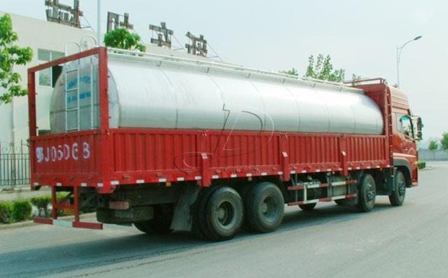 35噸運輸罐