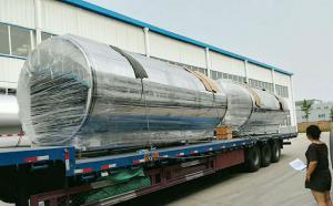 新东机械20吨冰水速冷贮奶罐今日发