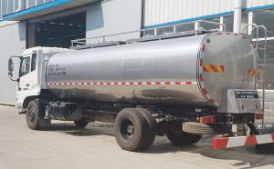 东风国五12吨鲜奶运输车