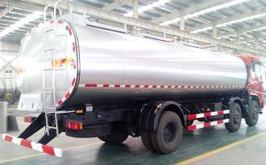 东风15吨牛奶运输专用车