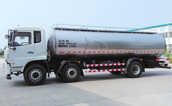 16噸奶罐運輸車