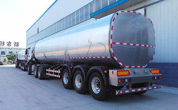 38吨鲜奶运输罐车