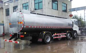 东风国五18吨鲜牛奶运输罐车