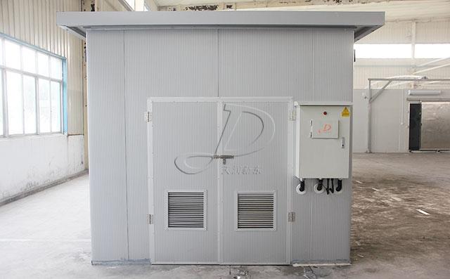 枸杞热泵烘干机