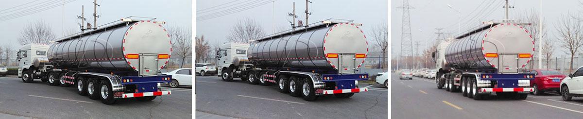 鲜牛奶运输专用车