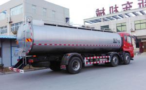 山东19立方奶罐车质检合格 按时发