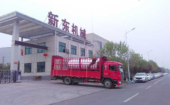10吨鲜奶制冷罐机组