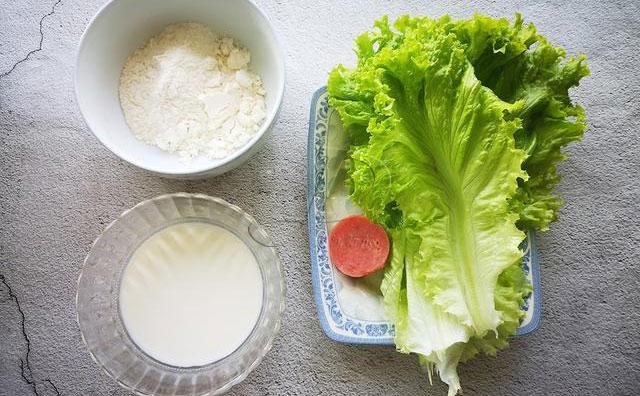 牛奶蔬菜羹