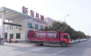 四川客户在我司订购的10吨鲜奶运输