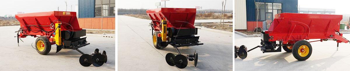 果园开沟施肥机
