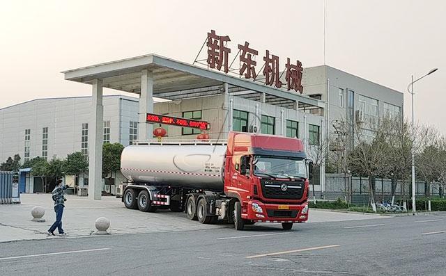 鲜奶运输专用车