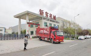我公司3吨不锈钢羊奶制冷罐发往陕