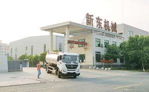 河北10吨国六鲜奶一体运输罐车客户