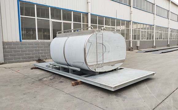 不銹鋼保溫儲水罐