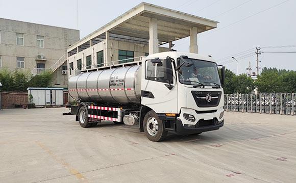 10吨鲜奶储藏罐车