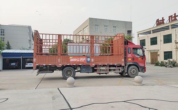 6吨卧式鲜奶运输储罐