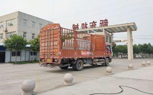 天津客戶訂購的5噸不銹鋼保溫儲水