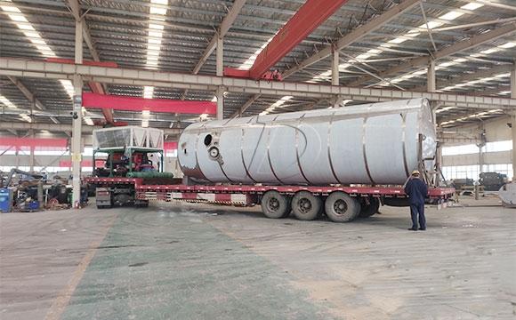 50噸大型牧場儲奶罐