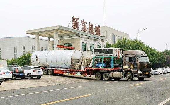 50噸大型儲奶罐